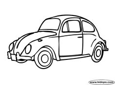 vw bugs love bugs and coloring pages on pinterest