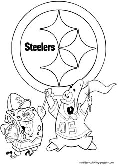 nfl football coloring pages and nfl on pinterest