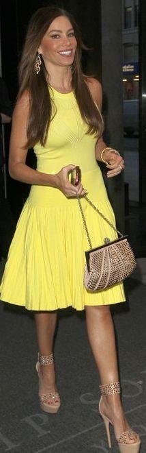 Yellow Dress Kmart
