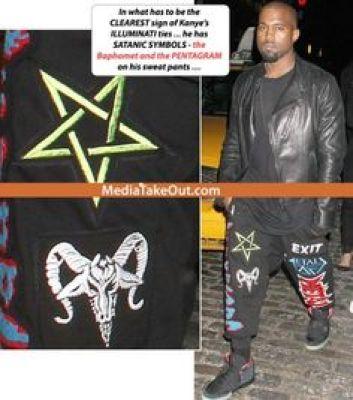Resultado de imagen para kanye west illuminati