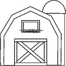barn coloring pages aaldtk