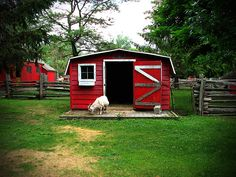 Pallet Goat Pen At Ferncliff Camp Creative Use Of Pallets Pinterest Camps The Ojays And