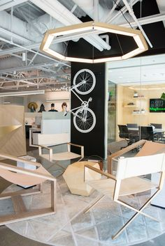 VirtualExpo Open Space Office By MultiPod Studio Marseille France Retail Design Blog