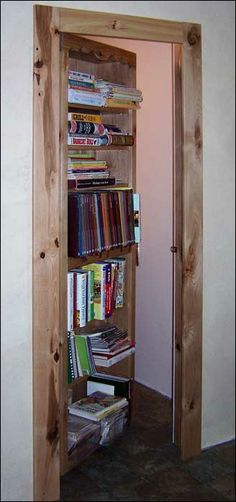 Hidden Gun Cabinet Bookcase WoodWorking Projects Amp Plans