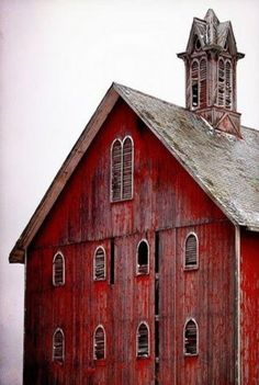 Gorgeous 1800s barn,