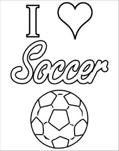 1000 images about soccer themed colouring pages on pinterest
