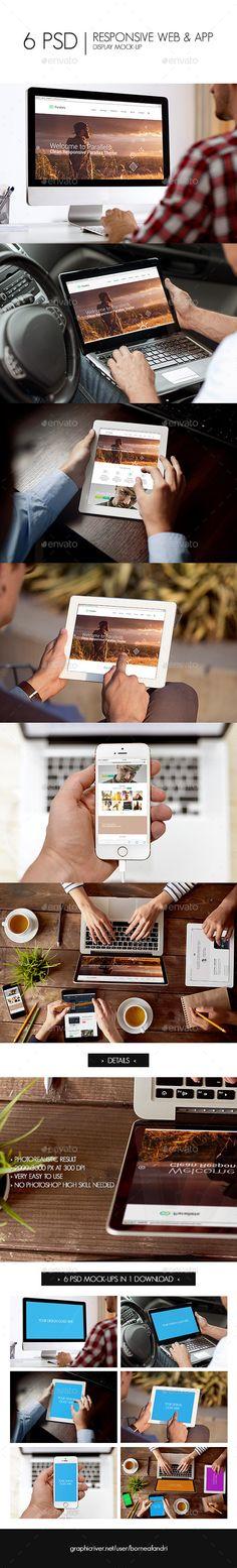 Responsive Web & App