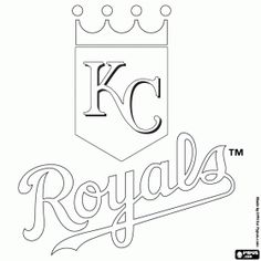 about sports coloring book pages on pinterest royals coloring