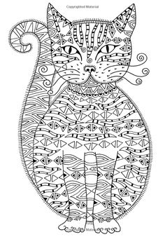 coloring zentangle and book on pinterest