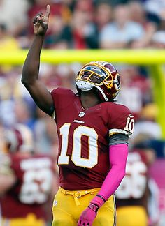 Robert Griffin III has the top Selling Jersey Ever in a Single Season