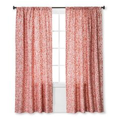 Products Curtain Panels And Coral Curtains On Pinterest
