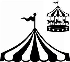 silhouette online store view design 5790 carousel vinyl silhouette