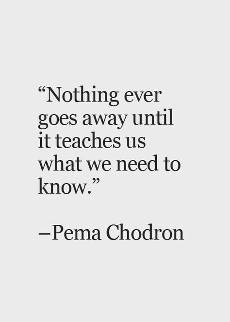 My tantra teacher liked to say something similar. If it keeps happening over and over - you have to stop asking why it's happening to you - and ask what is the lesson it is trying to teach you.