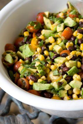 Southwest Vegan Salad | Vegan