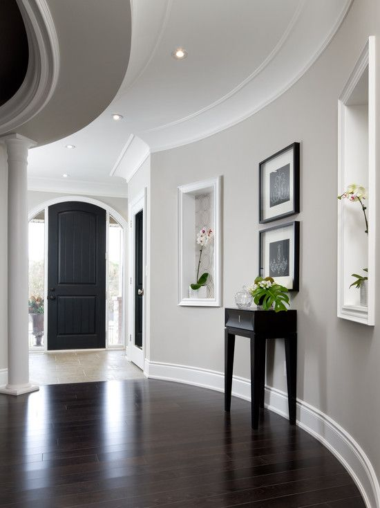 Contemporary Spaces Interior Paint Color Combinations Design, Pictures, Remodel,