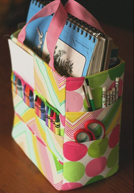art caddy.  Would also be a good electronics caddy to transport all the kids&#39