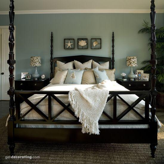 Bedrooms, Master