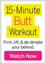 Exercises and Workouts for Women for a Strong, Toned Butt