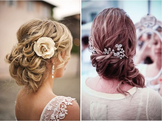 {Wedding Hairstyles} : Updo – Belle the Magazine . The Wedding Blog For The Soph