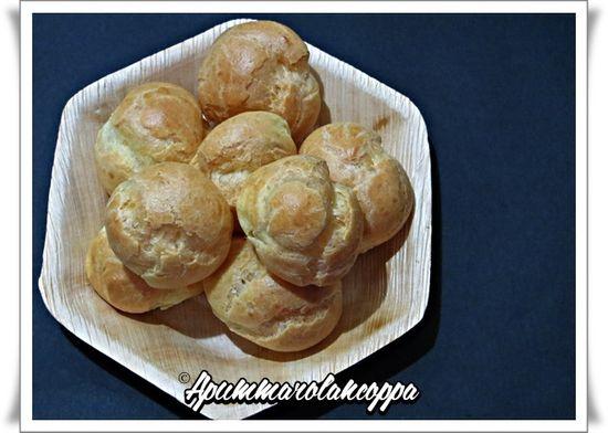 Pasta choux per Bign