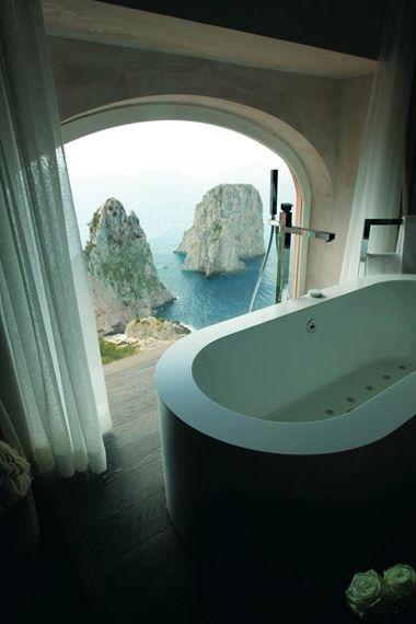 Hotel Punta Tragara Capri, Italy