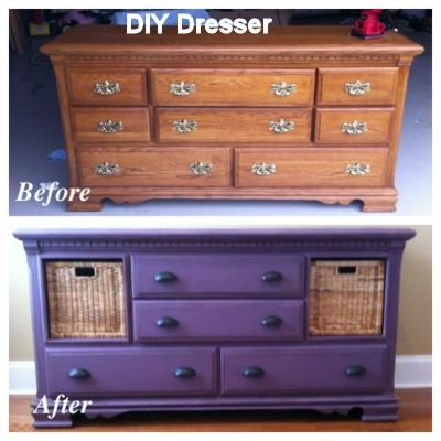 DIY Dresser – really love this