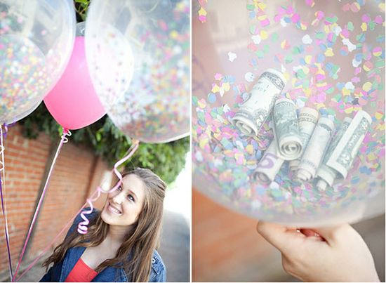 This confetti balloon DIY comes straight from one of my favorite blogs – S