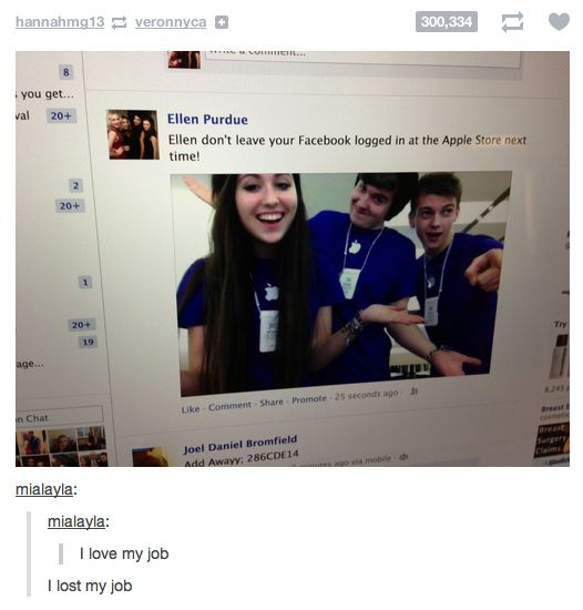 The 30 funniest conversations you'll see on Tumblr.