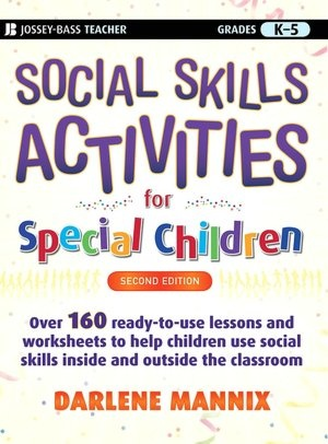 social skills activities for special needs children… Or my adults!