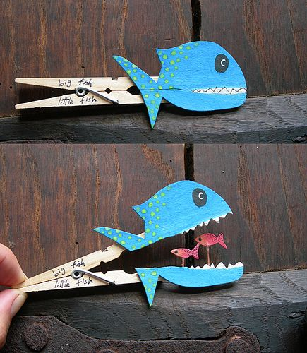 Cool craft with kids