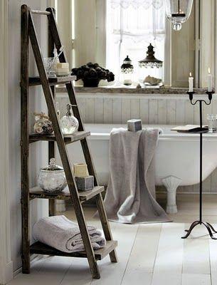 bathroom #vintage #decor