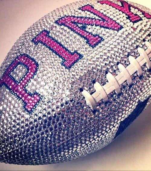 Victoria's Secret PINK Football