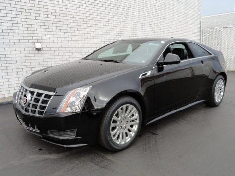 My New Baby! 2012 Cadillac CTS Coupe :)
