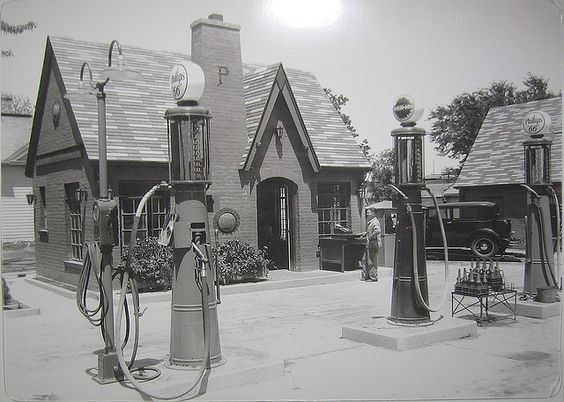 Phillips 66 Cottage Style And 1920s On Pinterest