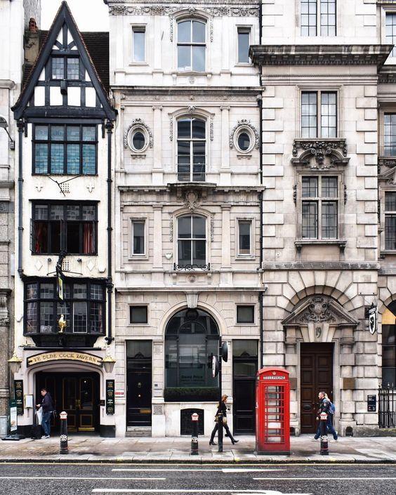 Fleet Street - London, England: