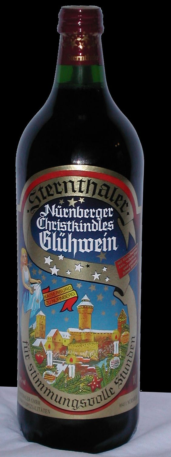 the only one and best Gluehwein that you can get in the