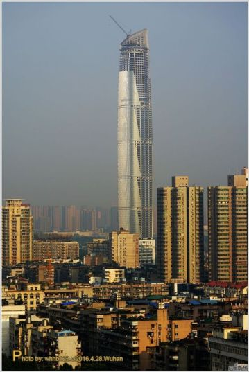Wuhan Center Tower