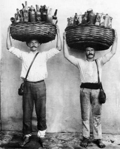 Garrafeiros. Rio de Janeiro, 1895.: