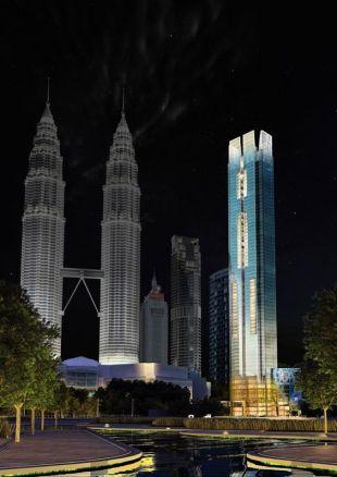 Kuala Lumpur Four Seasons Place