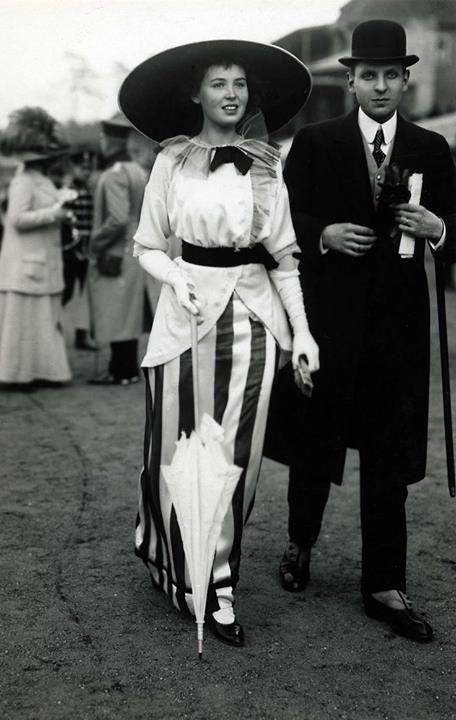 Moda na Belle Époque, 1914.: