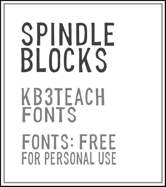 Download Fonts: Free for Personal Use (Commercial License available ...