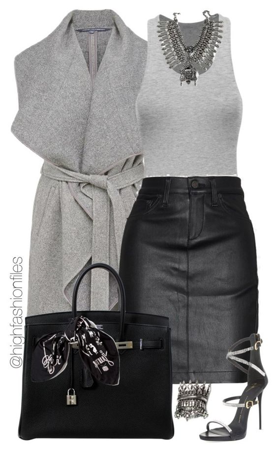 """Untitled #1879"" by highfashionfiles ❤ liked on Polyvore:"