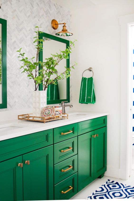 Colorful Home Remodel Creates a Study in Contrasts | Fresh Faces of Design | HGTV: