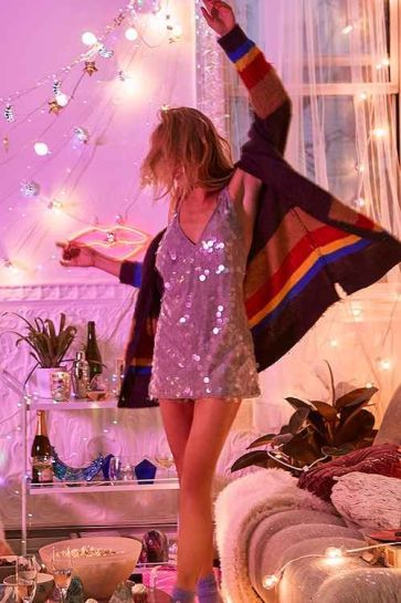 String Lights + Party Lights - Urban Outfitters: