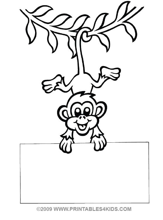 monkey coloring and free word search puzzles on pinterest