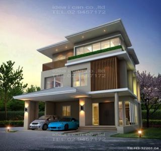 Small 3 Storey House With Roofdeck Youtube   4 Story Houses     The three story home plans 3 bedrooms 4 bathrooms 4 story houses