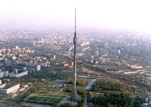 Moscow Ostankino Tower