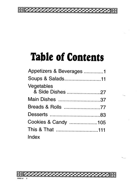 picture regarding Free Printable Table of Contents Template titled Desk Contents Template. of 9 down load absolutely free information in just pdf