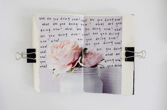 Art Journal | whatareyoudoingnow | Flickr - Photo Sharing!: