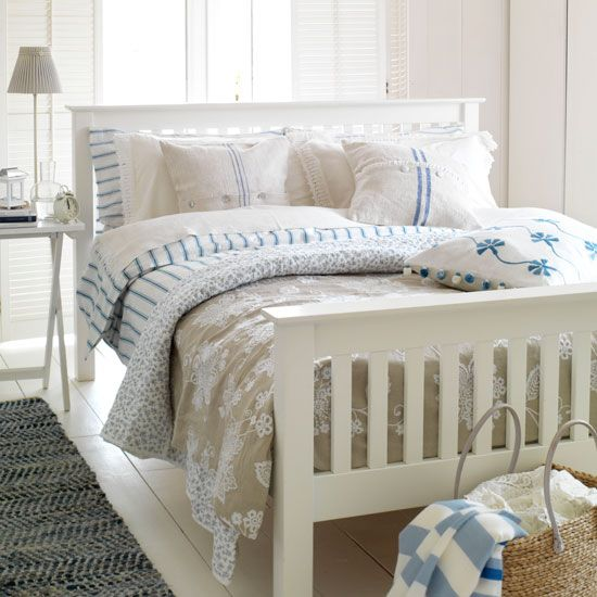 Cool New England Style Bedroom Summer House Ideas Pinterest Bedrooms And Galleries